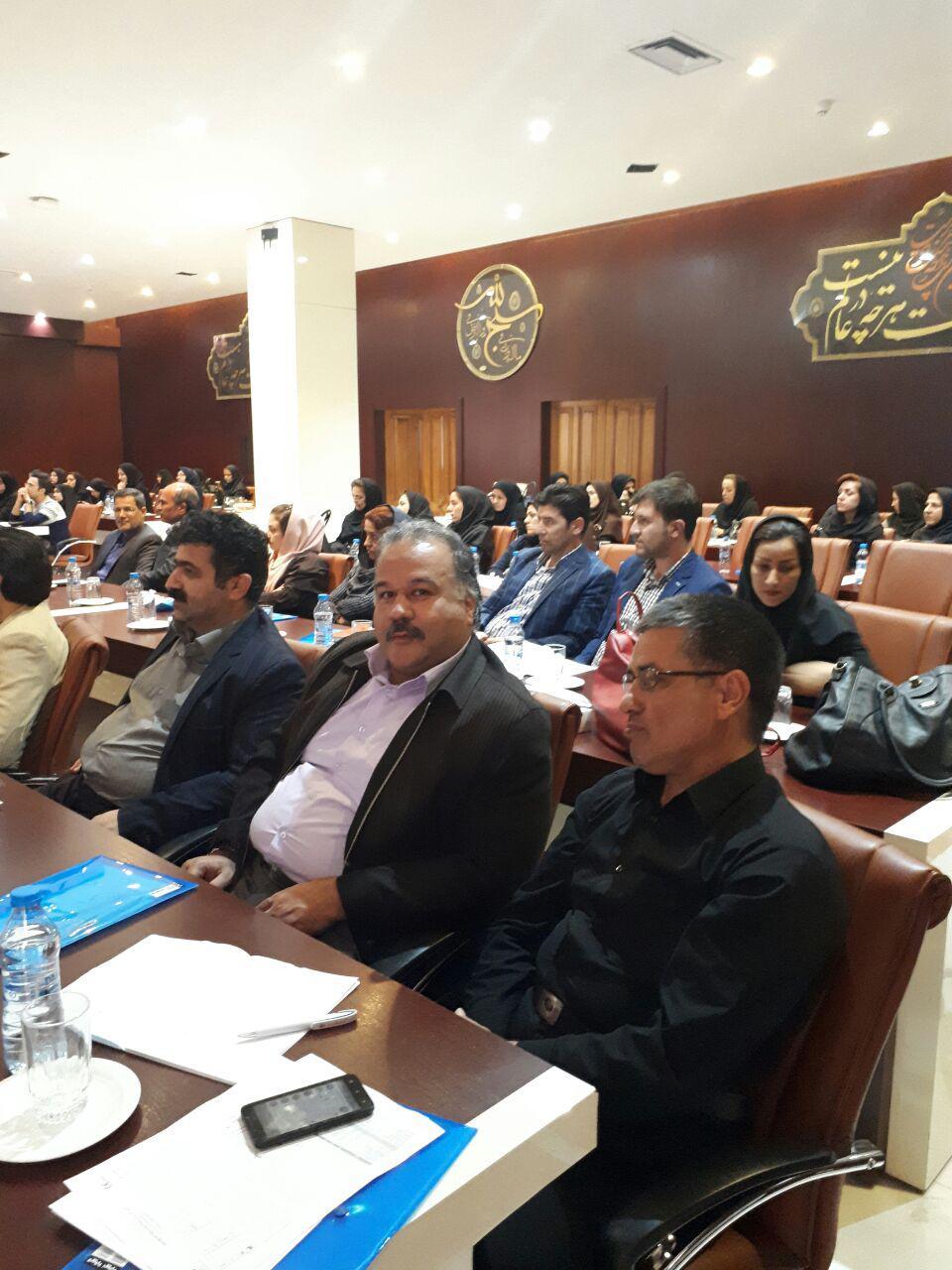 برگزاری سمینار آموزش پرستاری دستگاه های دیالیز  4008s Classic فرزنیوس در مشهد 2