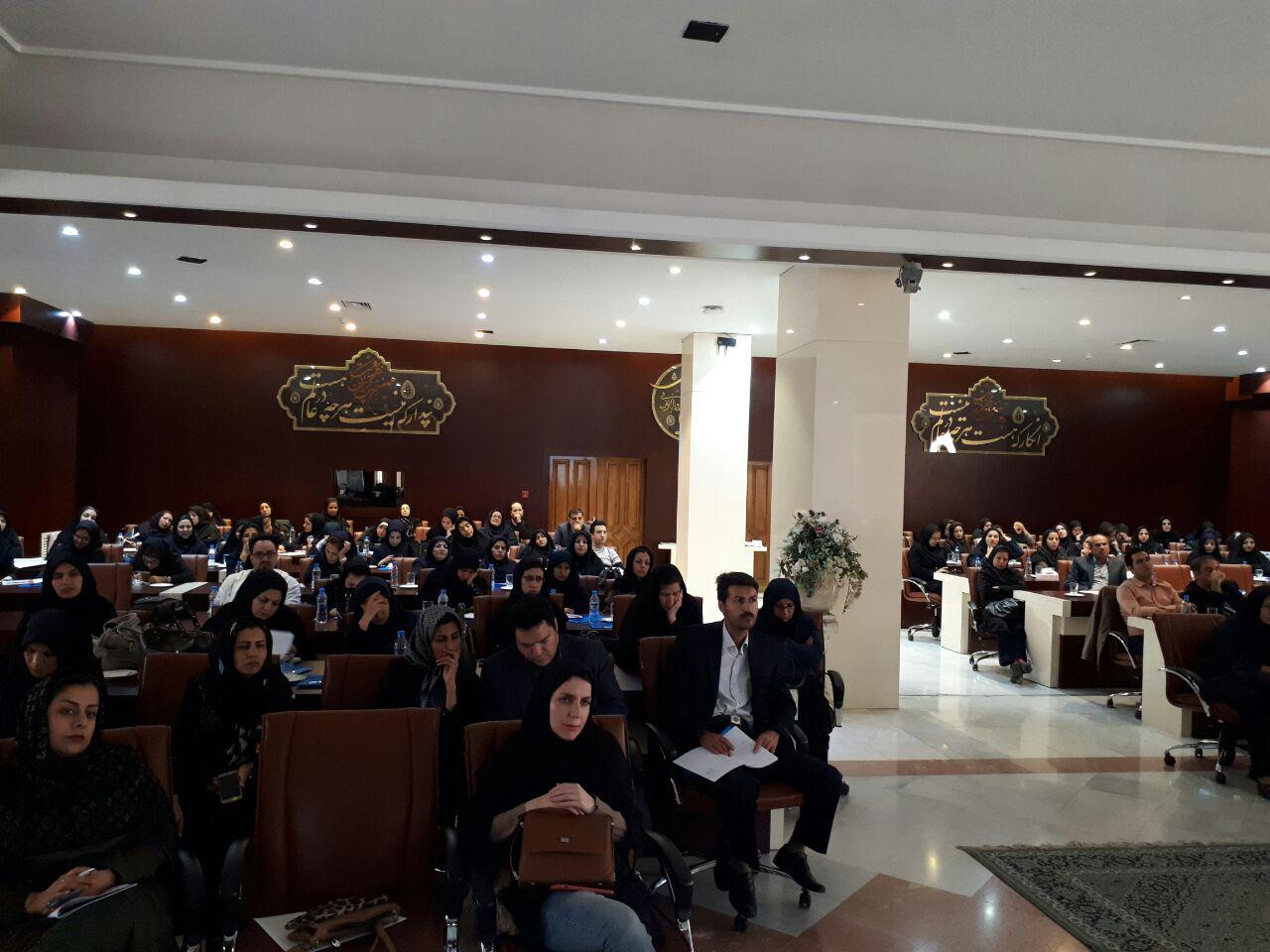 برگزاری سمینار آموزش پرستاری دستگاه های دیالیز  4008s Classic فرزنیوس در مشهد 11
