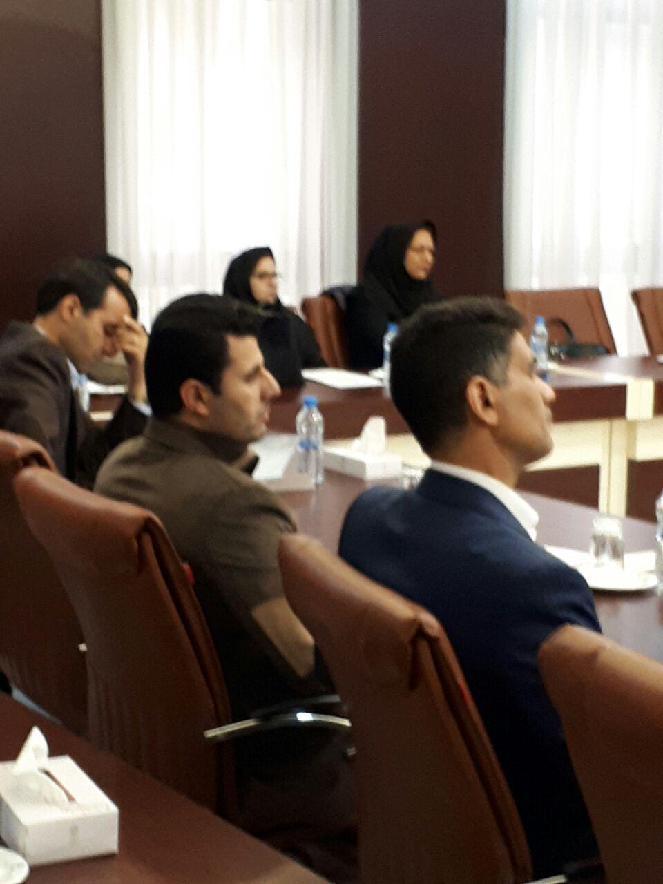 برگزاری سمینار آموزش پرستاری دستگاه های دیالیز  4008s Classic فرزنیوس در مشهد 15
