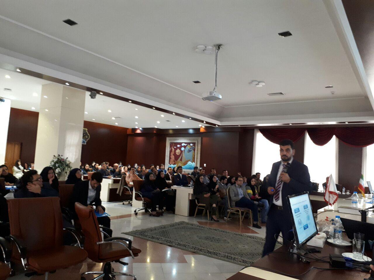 برگزاری سمینار آموزش پرستاری دستگاه های دیالیز  4008s Classic فرزنیوس در مشهد 18