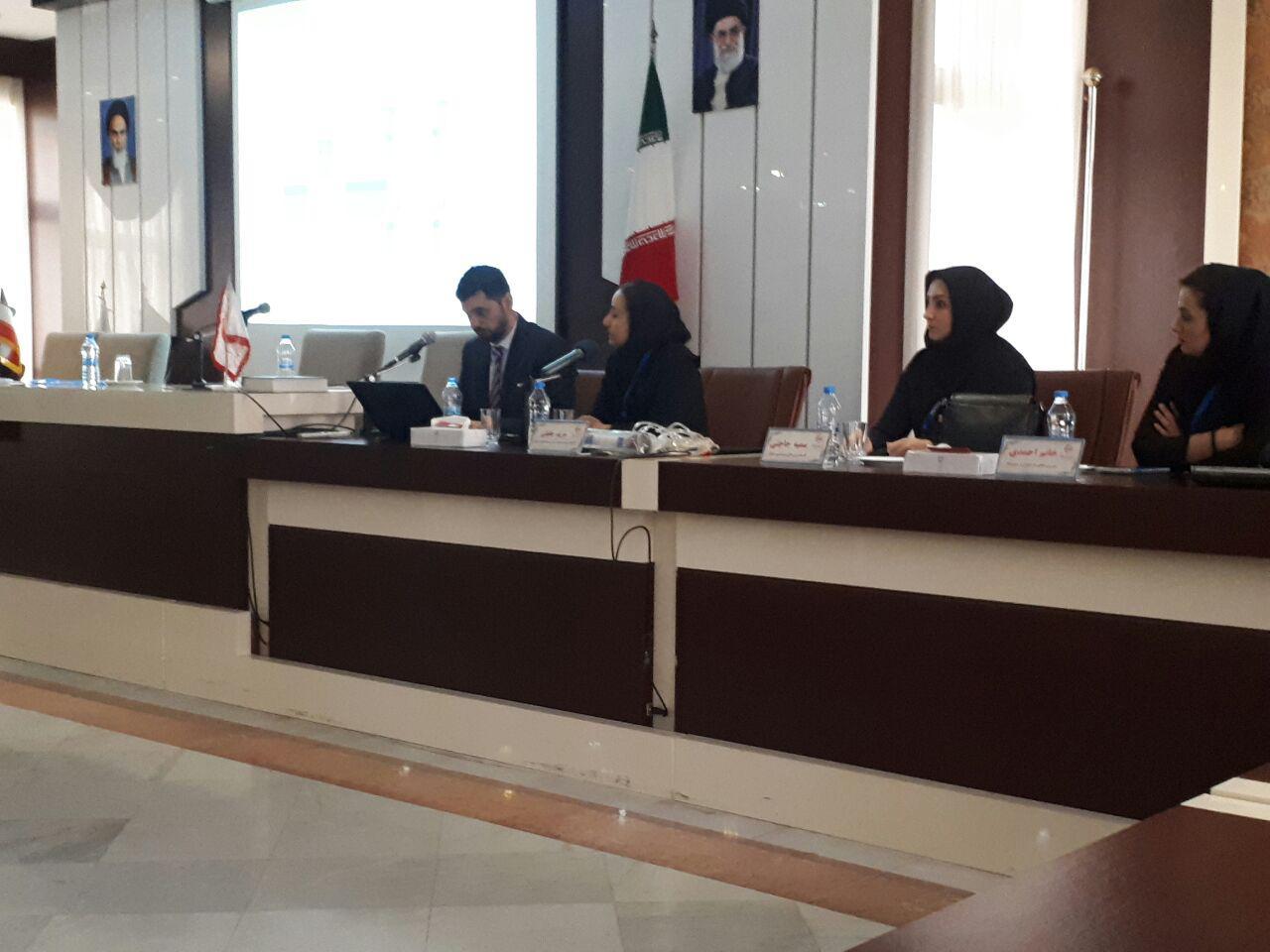 برگزاری سمینار آموزش پرستاری دستگاه های دیالیز  4008s Classic فرزنیوس در مشهد 19