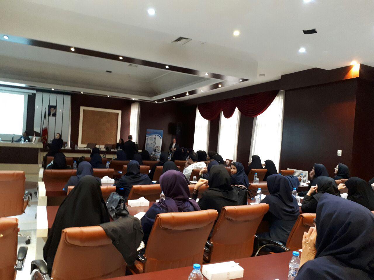 برگزاری سمینار آموزش پرستاری دستگاه های دیالیز  4008s Classic فرزنیوس در مشهد 24