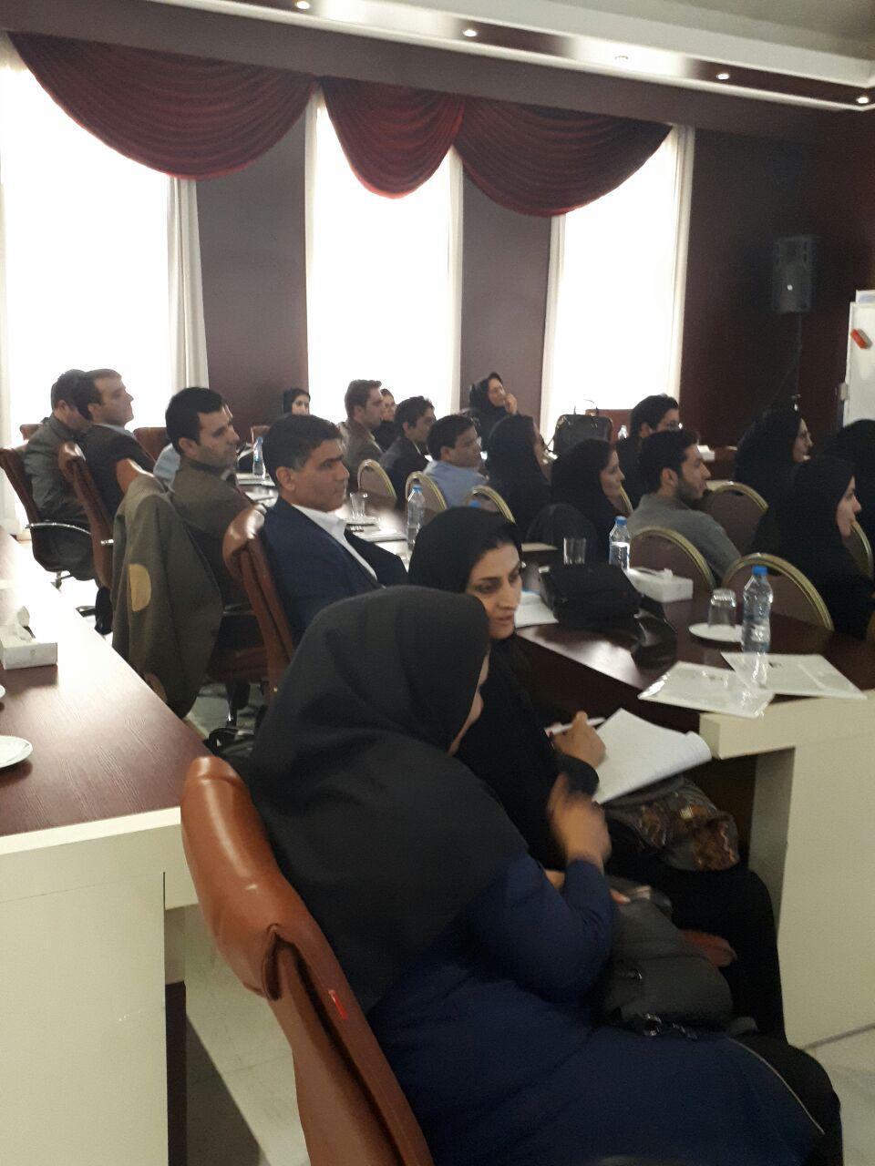 برگزاری سمینار آموزش پرستاری دستگاه های دیالیز  4008s Classic فرزنیوس در مشهد 29