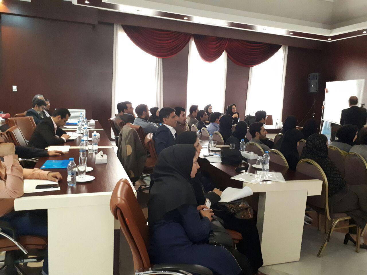 برگزاری سمینار آموزش پرستاری دستگاه های دیالیز  4008s Classic فرزنیوس در مشهد 30