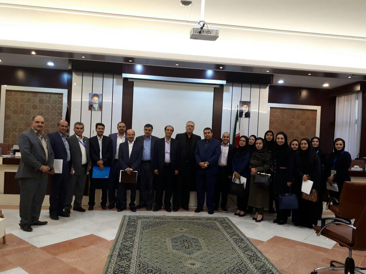 برگزاری سمینار آموزش پرستاری دستگاه های دیالیز  4008s Classic فرزنیوس در مشهد 31