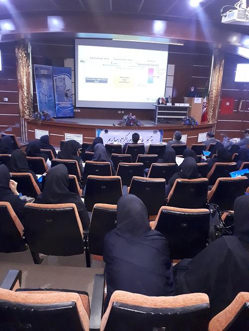برگزاری سمینار آموزش پرستاری دستگاه های دیالیز 4008B Classic فرزنیوس درقزوین 1