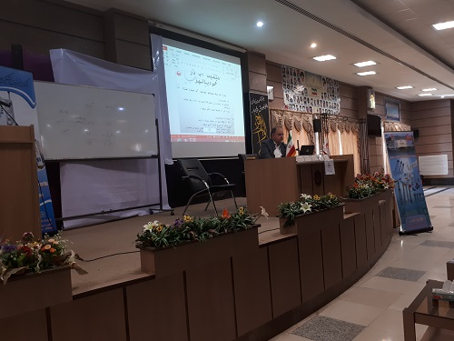 برگزاری سمینار آموزش پرستاری دستگاه های دیالیز 4008S Classic فرزنیوس درشهرکرد  9