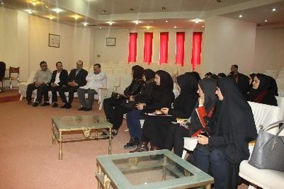 گزارش تصویری بازدید دانشجویان دانشگاه آزاد اسلامشهر