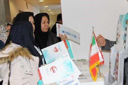 حضور شرکت تجهیزات پزشکی هلال ایران در سمینار نفرولوژی و اورولوژی کتابخانه ملی تهران 3
