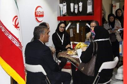 حضور شرکت تجهیزات پزشکی هلال ایران در سمینار نفرولوژی و اورولوژی کتابخانه ملی تهران 4