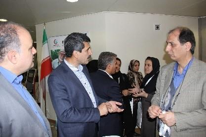 حضور شرکت تجهیزات پزشکی هلال ایران در سمینار نفرولوژی و اورولوژی کتابخانه ملی تهران 6