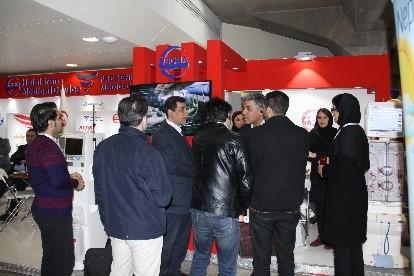 حضور شرکت تجهیزات پزشکی هلال ایران در سمینار نفرولوژی و اورولوژی کتابخانه ملی تهران 8